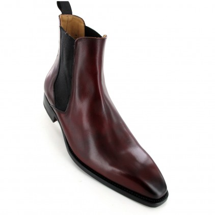 Bottines homme luxe ACHILLE