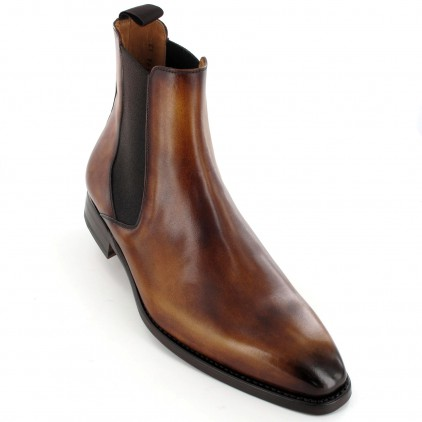 Bottines homme luxe CLOVIS