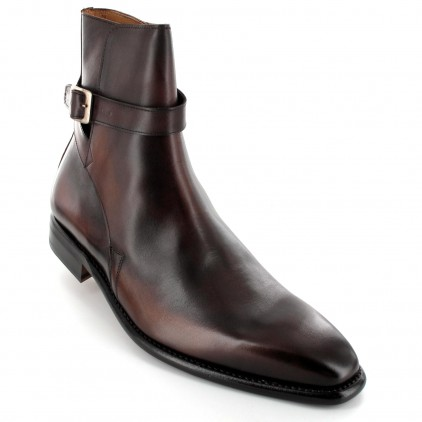 Bottines homme luxe COLIN