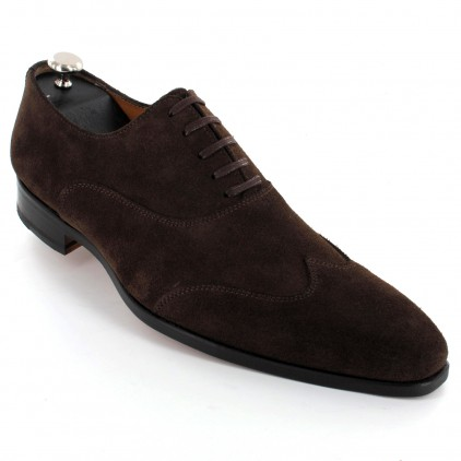 Chaussures richelieu homme luxe – Aby