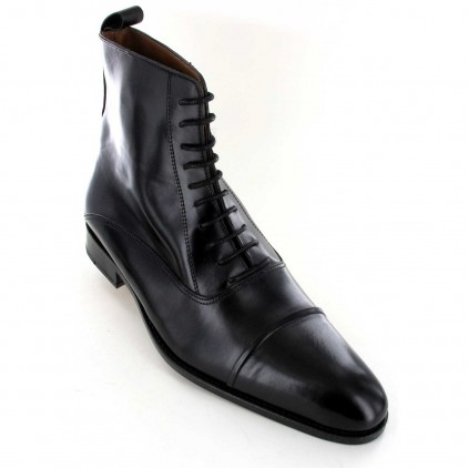 Bottines homme luxe SAMY