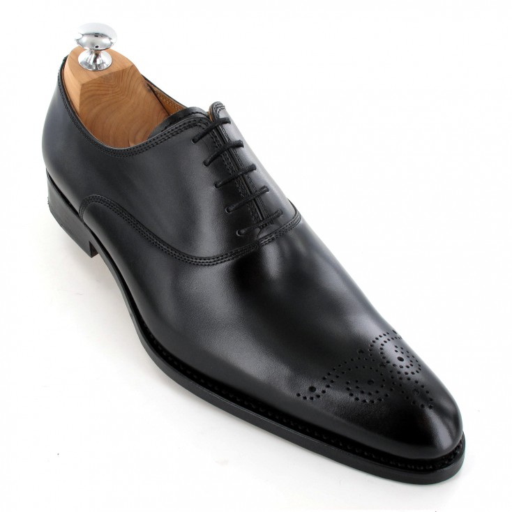 Richelieu homme luxe PERCY