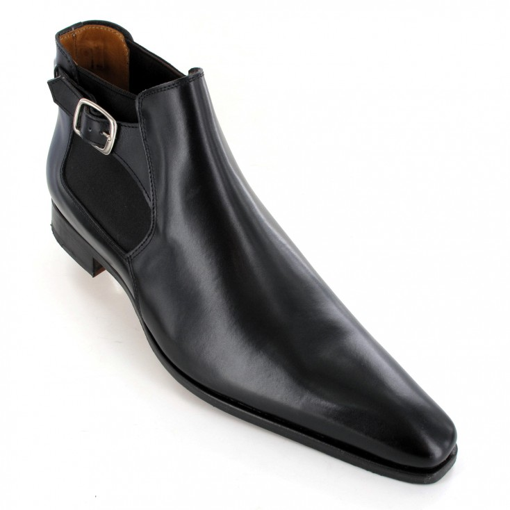 Bottines homme luxe CASSIDY