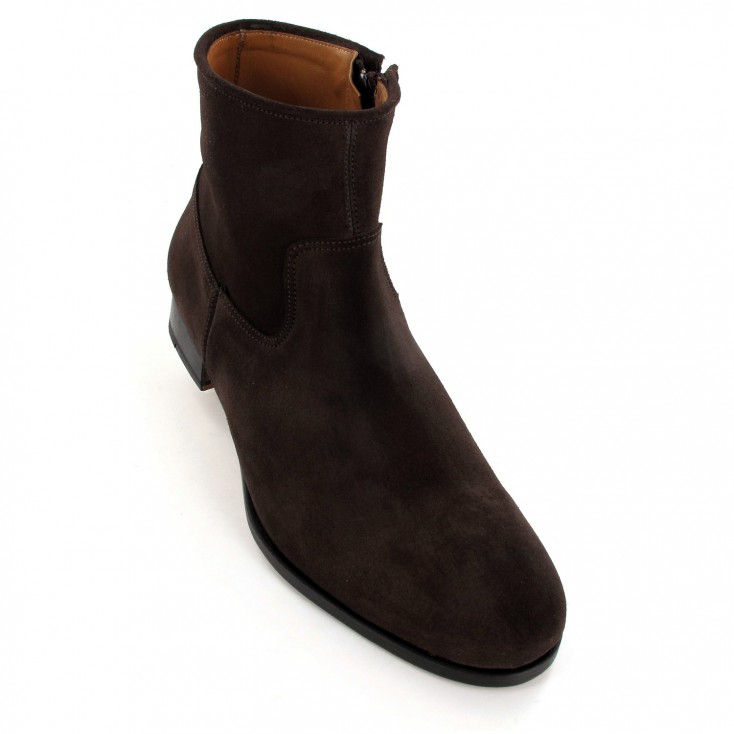 Bottines homme luxe MELVIN