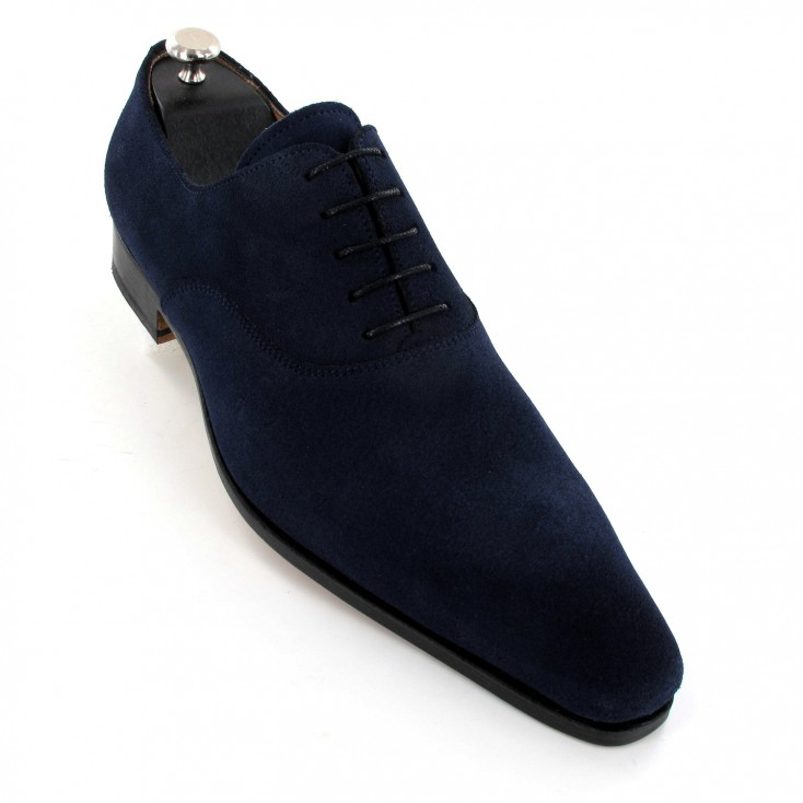 Richelieu homme luxe Georges