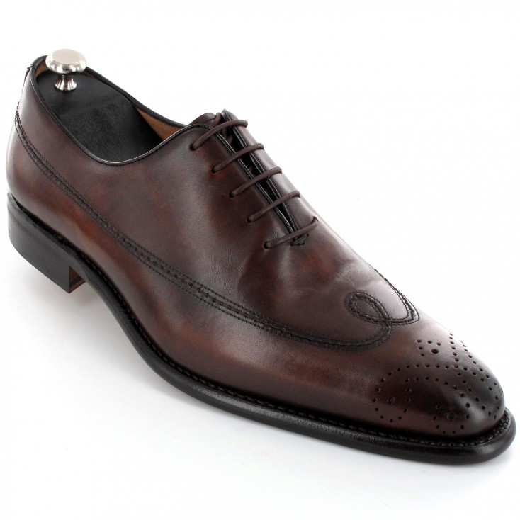 Richelieu homme luxe CHARLEY