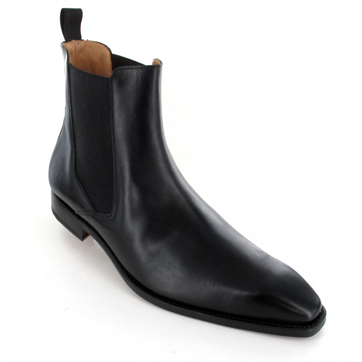 Bottines homme luxe CELIAN