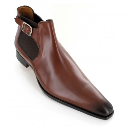 Bottines homme luxe CHARLTON